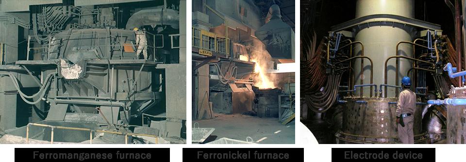 電気炉プロセスフロー