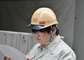 内田 猛【産業機械部】