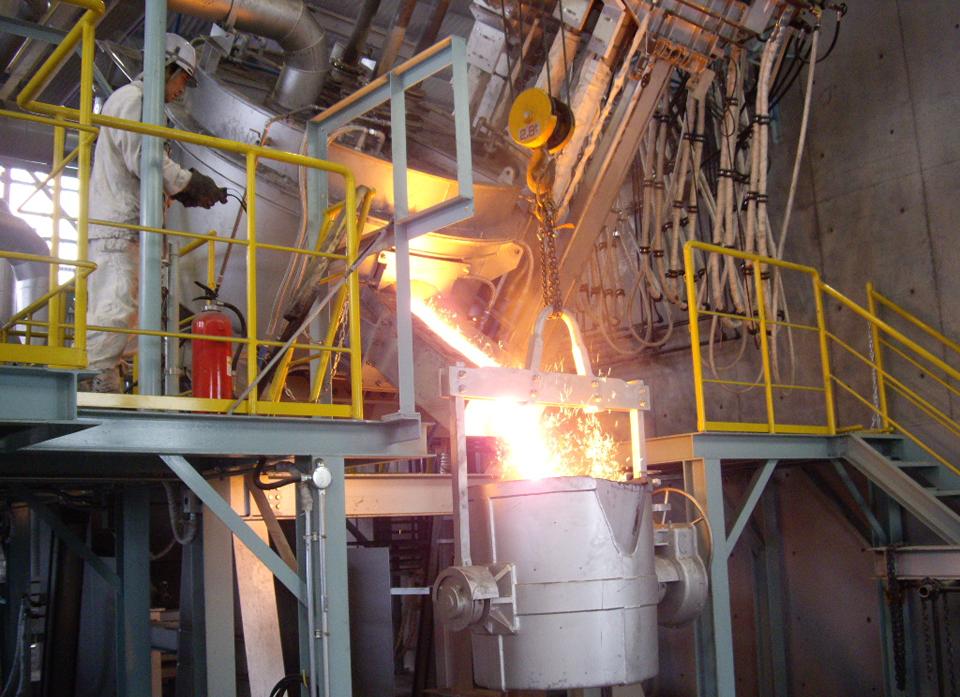 電気熔錬炉・工業炉